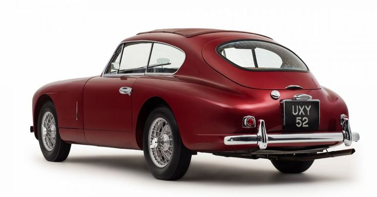 1953 Aston Martin DB2/4 Mark I Saloon