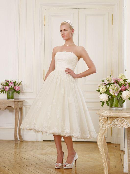 Robe idéale pour le mariage civil - Pronuptia