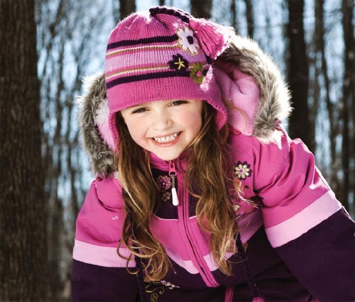 Финские зимние костюмы для малышей