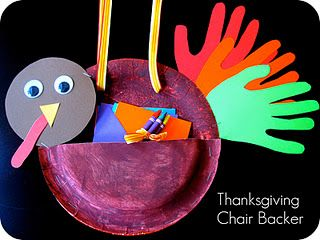 Thanksgiving chair backerThanksgiving Crafts, Crafts Ideas, Toddlers Approved, Thanksgiving Chairs, Chairs Backers, Kids Crafts, Fun Ideas, Plates Crafts, Paper Plates