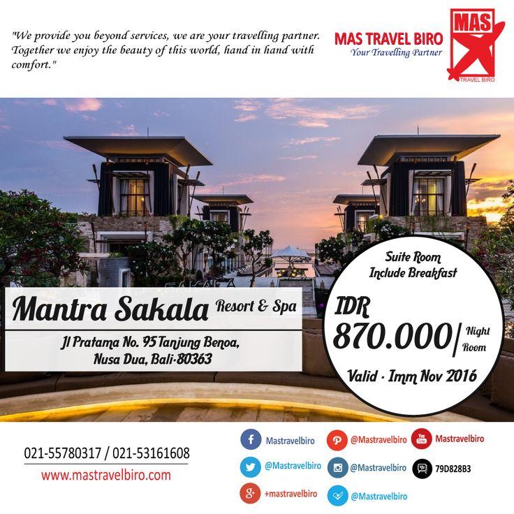 Menginap Di Mantra Sakala Resort Spa Hanya Rp 870 000 Malam Pesan Sekarang Promo Hotel Bali Mantrasakala Spa Hotel Bali