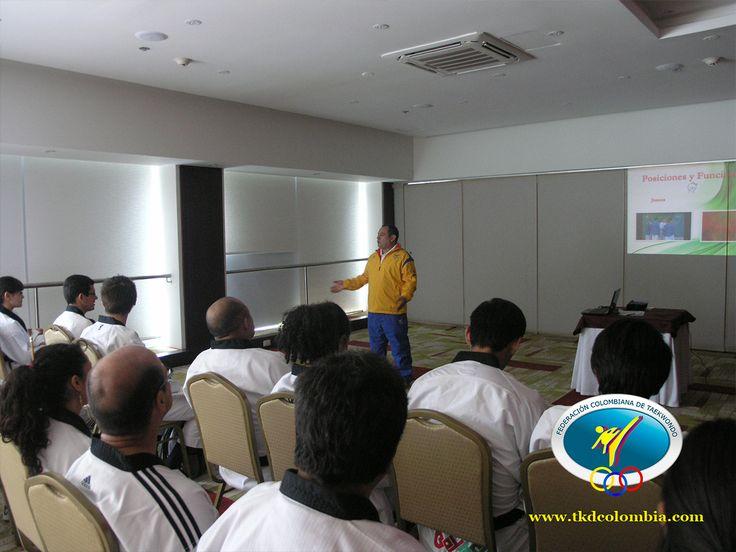 Seminario Nacional de Arbitraje Open de las Américas 2014.
