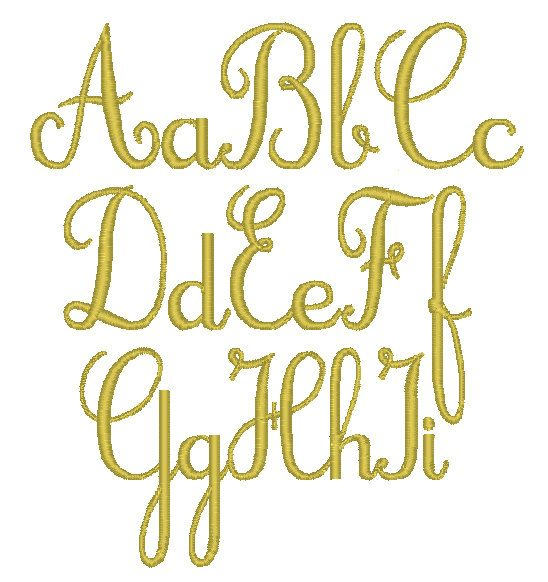 Best images about embroidery fonts on pinterest