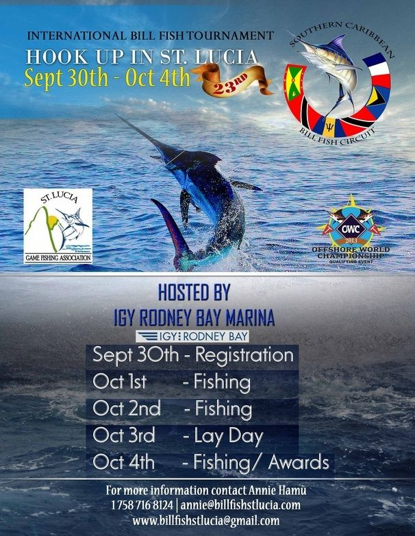 40 best images about fishing tournament on pinterest for Deep sea fishing st lucia