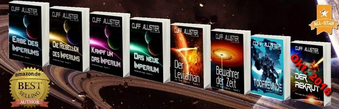 Sci-Fi-Thriller, SF Epos und Space Opera #sciencefiction #bücher #ebooks