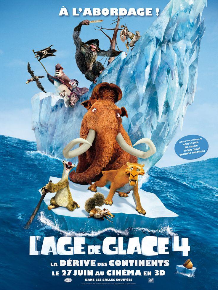 L'Age de glace 4 - Dossier de presse    http://www.youscribe.com/Product/Index/1728118