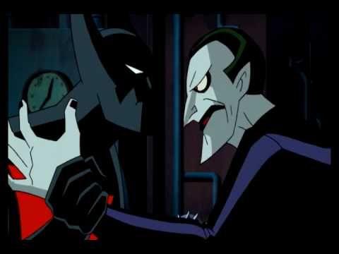 Batman Beyond: Return of the Joker - Top 10 Scenes! LOVED this show! So bad-ass!!!!!!!