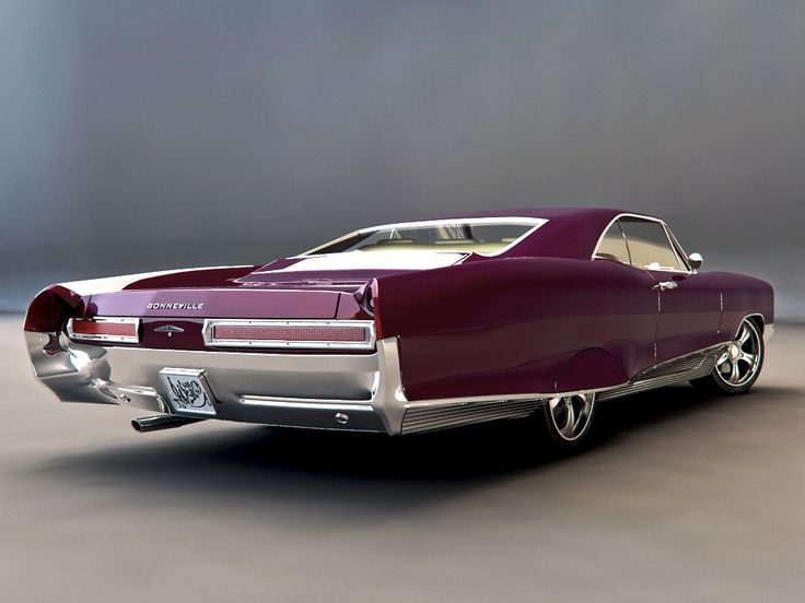 Pontiac Bonneville 1966. Love the colour and how it contrasts the interior. And besides that just an amazing car :)