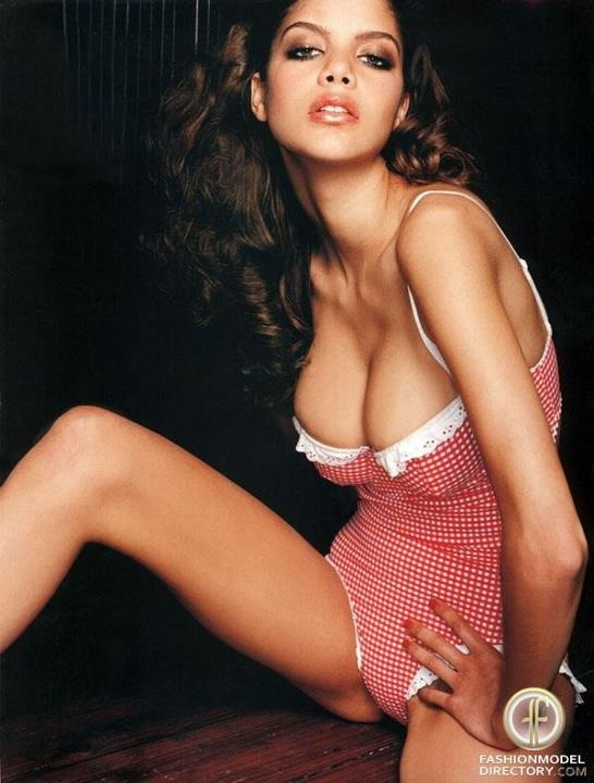 Erotic amature caribbean female models
