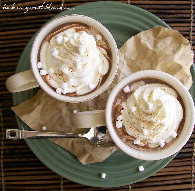 five spice hot chocolate recipes dishmaps five spice chocolate ...