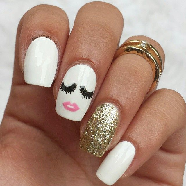 Biucosmetics - Conselho Gel Extreme White Cor de gel Glitter Gold  Gel One Stroke Black Tinta acrilica Pink Visite-nos em www.biucosmetics.com