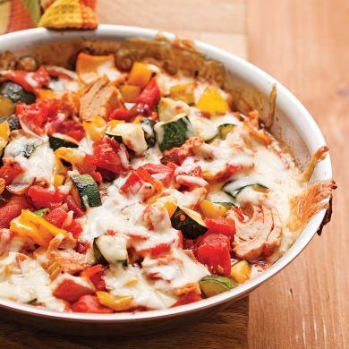 Voici une recette tout-en-un des plus réconfortantes! N'oubliez pas ce qu'on dit des plats aux tomates: ils sont encore meilleurs réchauffés!