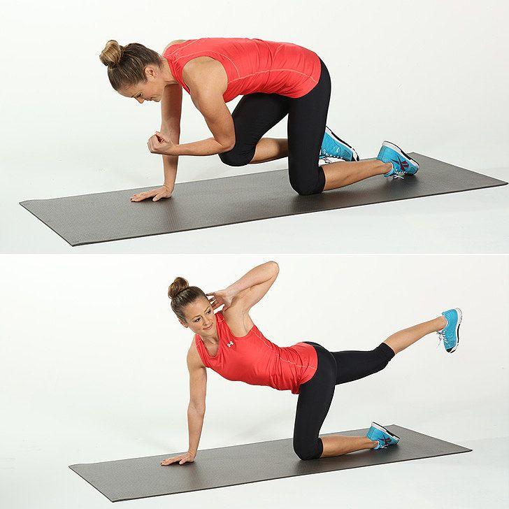 Bodyweight Back Exercises | POPSUGAR Fitness