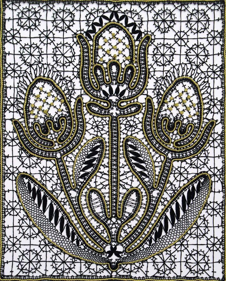 Снежинка Вологодское кружево - Фото | OK.RU