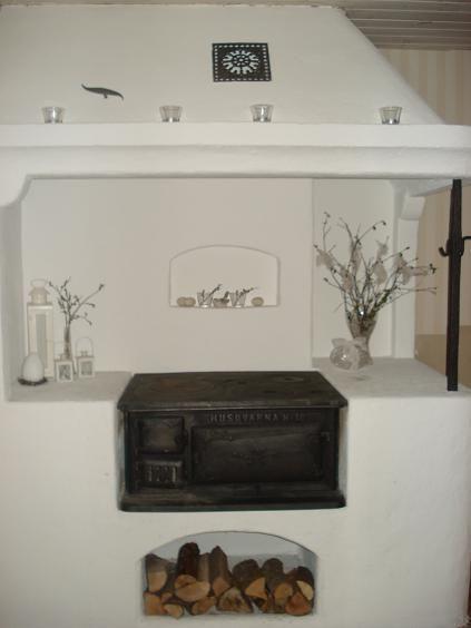 A Ana, que visitou o blog recentemente está construindo uma casa de campo e pediu sugestões para seu fogão a lenha!!!  E eu que também desej...