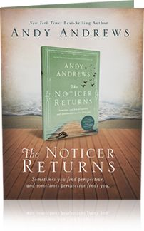 The Noticer Returns - I am in the middle now, very good!  Would definitely recommend.