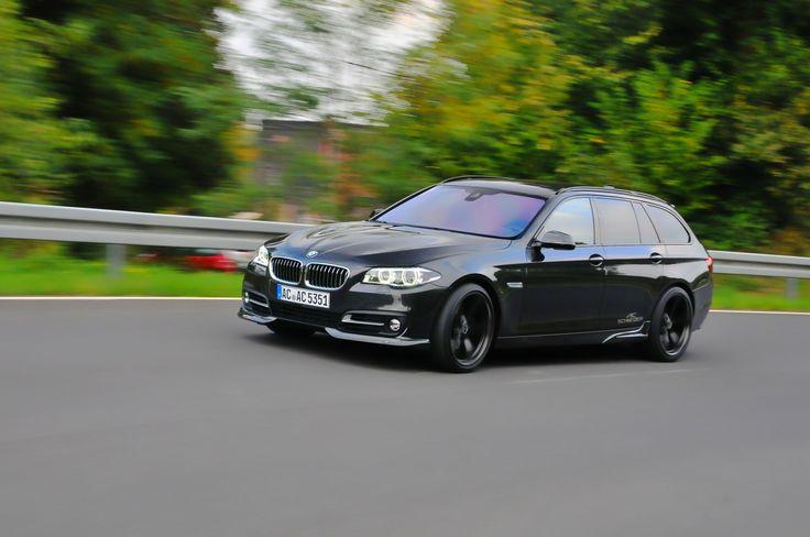 AC Schnitzer neemt vernieuwde BMW 5-serie onder handen