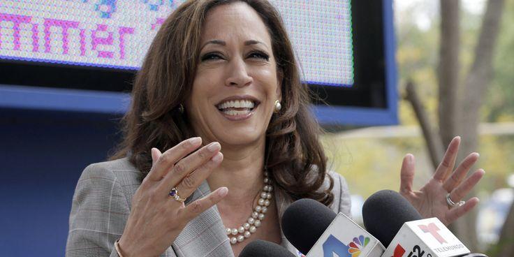 Kamala Harris Breaks Down Barriers With Win In California Senate Race | Huffington Post