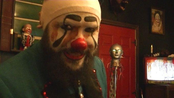 sing Happy Birthday as an Evil Clown by boozinbozo