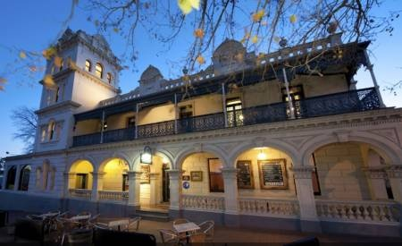 Another great location within the Yarra Valley - The Grand Hotel at Yarra Glen - from http://bit.ly/yvsecrets