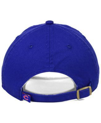 '47 Brand Kids' Chicago Cubs Mascot Clean Up Cap - Blue Youth