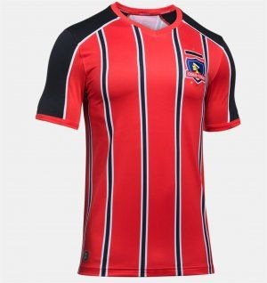 2017 cheap jersey colocolo second away replica football shirt