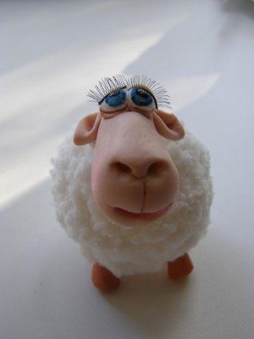 Страна мастеров новогодние поделки овечки