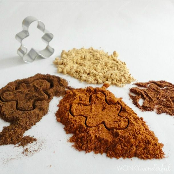 Homemade Gingerbread Spice Mix Recipe - wonkywonderful.com- has a suggestion for gingerbread hot cocoa!