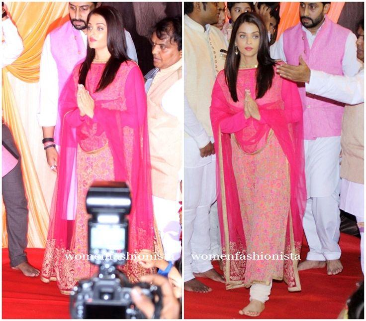 Aishwarya Rai in Salwar