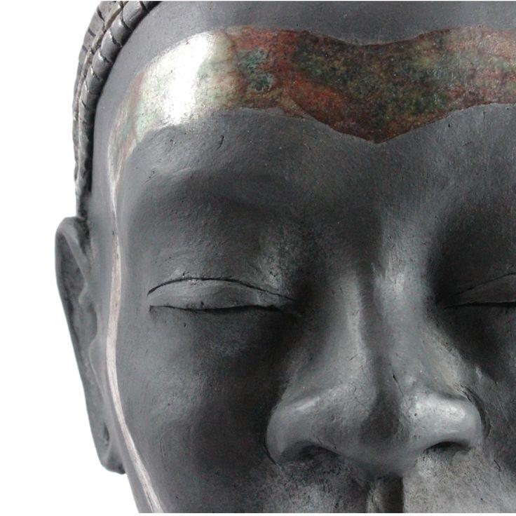 Testa di ragazza Masai
