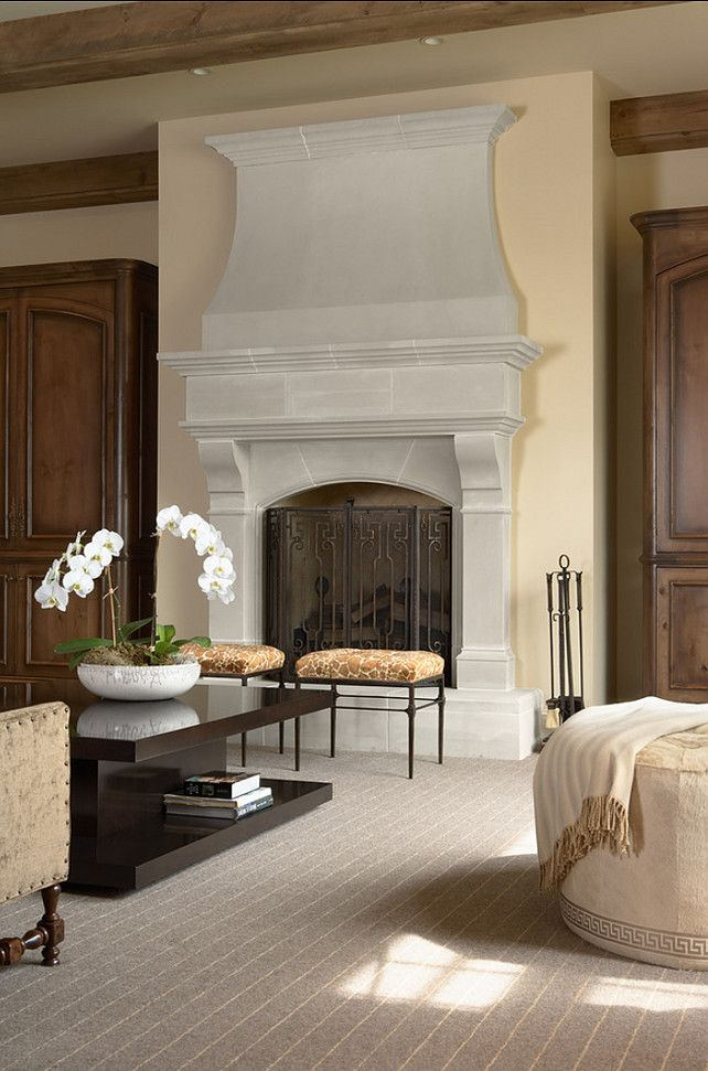 Luxury fireplace mantels stunning victorian fireplace for Luxury fireplace designs