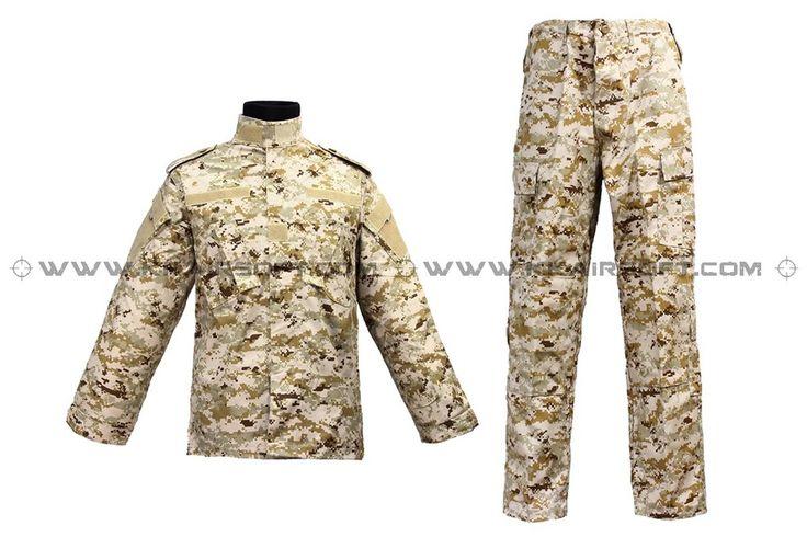 Армии сша военная форма для мужчин армия костюм одежда Marpat пустыня cl-02-мд