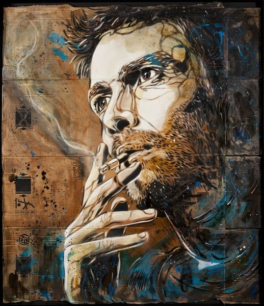Christian Guémy, also known as C215, is a street artist known for his revered stencil graffiti. Born in Paris in 1973,