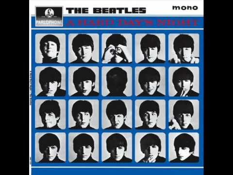 """A Hard Day's Night"" -- The Beatles. Single released July 1964. ""We're gonna have to make Parnell a hundred chocolate cream pies this summer because A Hard Day's Night is coming! Yeah, yeah, yeah!"""
