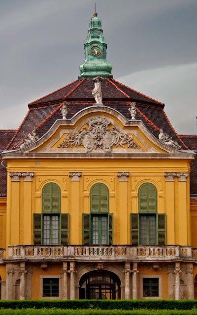 Nagytétény - A Száraz-Rudnyánszky-kastély