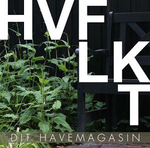 Blogmagasinet, der er skrevet af havefolk, for havefolk og om havefolk. Andre må hjertens gerne læse med.