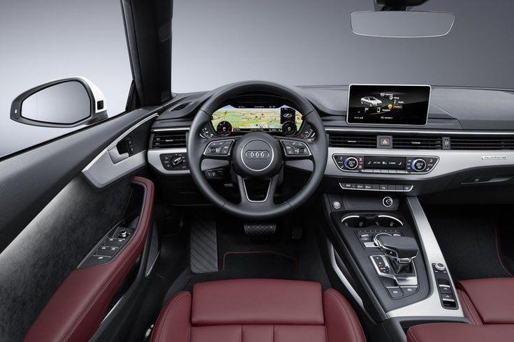 Yeni 2017 Audi A5 Cabriolet modeli görücüye çıktı. İşte 2017 Audi A5 Cabriolet modeli ile ilgili detaylar ve 2017 Audi A5 Cabriolet fotoğrafları!