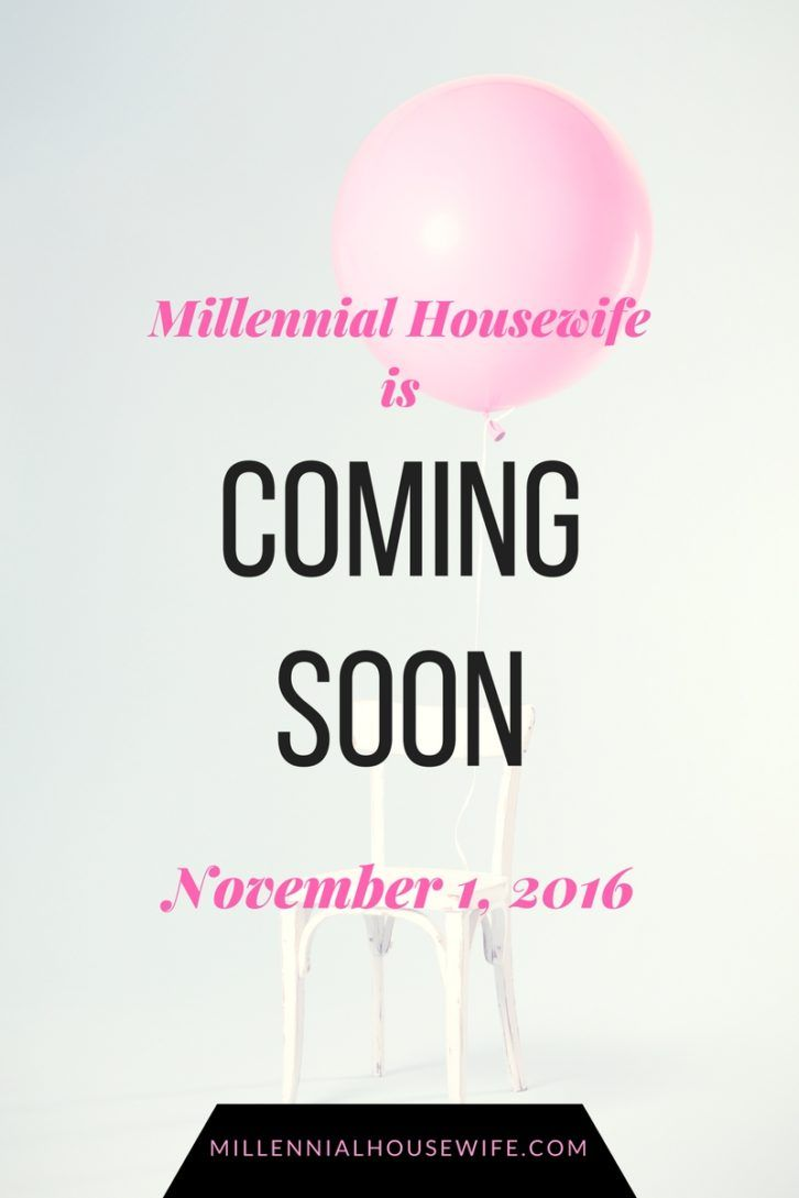 Hey Millennials! This Site is Coming Soon….
