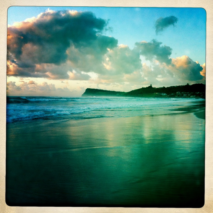 The Point at Lennox Head. Photo by Emily Rooney?