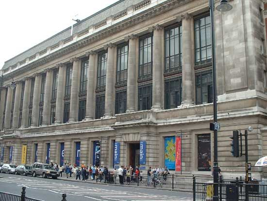 The Science Museum near Kensington...pretty sure it was free also. Exhibition Rd.