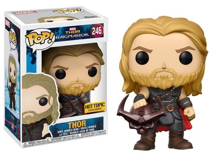 Vinyl Figure Thor Ragnarok Heimdall Pop New in stock