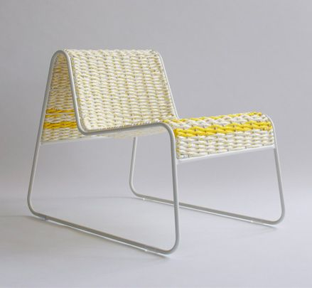 The CP Easy Chair - part of the CP series by Yellow Diva. http://www.zenithinteriors.com.au/product/2522
