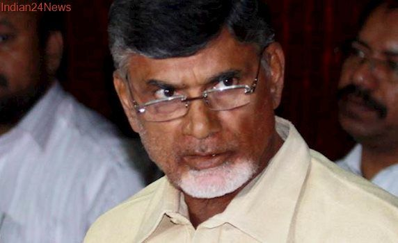 N Chandrababu Naidu re-elected Telugu Desam Party's central committee chief