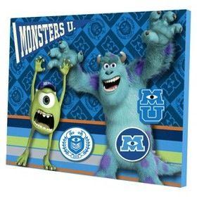 12 best Braylins Monsters university room!! images on Pinterest ...