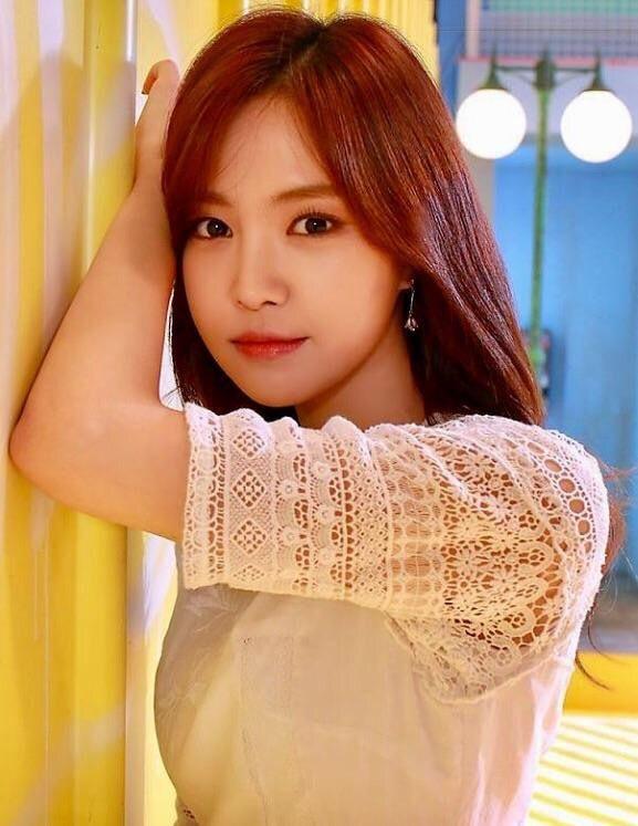 A-pink Son Na-Eun