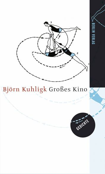 Reihe Lyrik, Berlin Verlag, Design: Rothfos & Gabler
