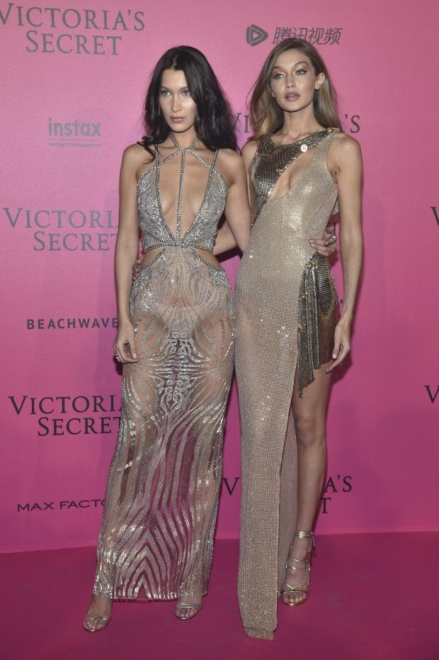 10 Looks da Festa do desfile da Victoria's Secret 2016 - Fashionismo
