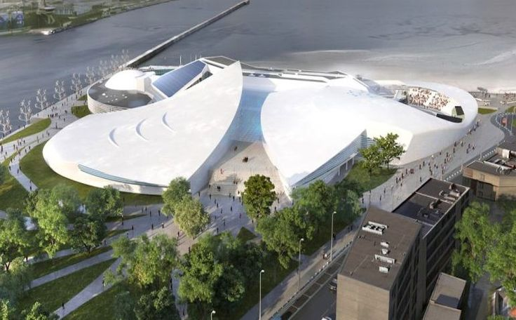 Le centre Nausicaa accueillera le plus grand aquarium d'Europe