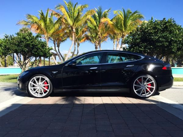 "It's not uncommon for Tesla owners to modify the ""look"" of their Model S with some distinctive, aftermarket parts and accessories. Many Tesla owners discover so"