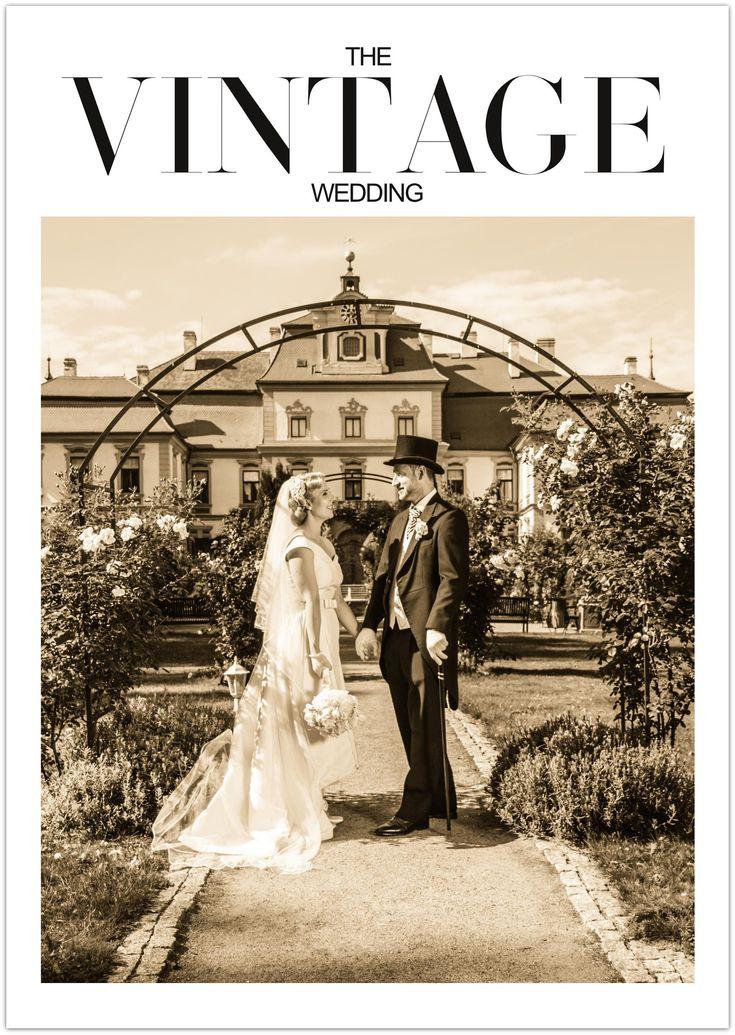 Svatební-fotograf-Praha-Svatební-fotografie-Martina-Root-FotoEmotion Romantická svatba ve stylu vintage.
